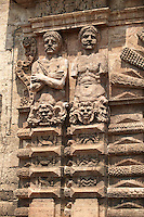 Baroque sculptures, architectural decoration, Palermo Sicily