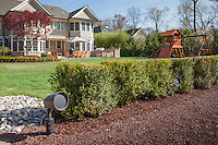 Enhance your music listening experience by installing an outdoor audio system.