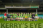 Team photo of Kilmoyley at the Gaelic Grounds, Limerick<br /> <br /> Photo: Oisin McHugh True Media