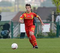 U 15 Belgian Red Flames - Virginia USA :<br /> <br /> A&iuml;sa Pareyn<br /> <br /> foto Dirk Vuylsteke / Nikonpro.be