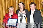 Helen McCarthy, Noreen Casey and Marie Regan having a great time at the Bons Secours Hospital social at the Ballygarry House Hotel and Spa on Saturday.