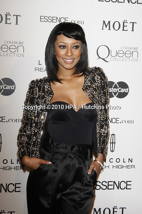 Keri Hilson.arriving at the  3rd Annual Essence Black Women in Hollywood Luncheon .Beverly Hills Hotel.Beverly Hills, CA.March 4, 2010.©2010 HPA / Hutchins Photo....
