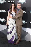 NEW YORK, NY - JULY 16:  Gary Oldman and Alexandra Edenborough at 'The Dark Knight Rises' premiere at AMC Lincoln Square Theater on July 16, 2012 in New York City.  © RW/MediaPunch Inc.