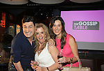 Rob Shuter and Jane Hanson and at The Gossip Table starring host Rob Shuter (Days of Our Lives) at launch party to celebrate our new VH1 morning show beginning June 3 - party was on May 30, 2013 at Catch Roof, New York City, New York. (Photo by Sue Coflin/Max Photos)