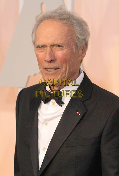 22 February 2015 - Hollywood, California - Clint Eastwood. 87th Annual Academy Awards presented by the Academy of Motion Picture Arts and Sciences held at the Dolby Theatre. <br /> CAP/ADM<br /> &copy;AdMedia/Capital Pictures Oscars