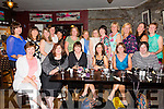 The St John Bosco's Leaving Cert Class of 1985 held a gathering on Wednesday evening last in Camo's Restaurant, Cahersiveen pictured here front l-r; Noreen Garvey, Caroline Roddy, Colette Rayel, Nuala O'Sullivan, Helen Casey, Sheila Coffey, back l-r; Hilda Rayel, Kay Lee, Mary Murphy, Mairead Murphy, Martha Daly, Miriam O'Shea, Aine Dillon, Carol Reardon, Veronica Woodward, Mary Teresa Keating, Ann Marie O'Sullivan, Fiona Constable & Brenda Corless.