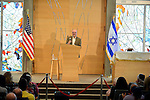 PEMBROKE PINES, FL - OCTORBER 23: Ted Deutch United States House of Representatives for Florida (D) speak at  Century Pines Jewish Center before Former President Bill Clinton three stop as part of his South Florida bus tour on Sunday October 23, 2016 in Pembroke Pines, Florida. ( Photo by Johnny Louis / jlnphotography.com )