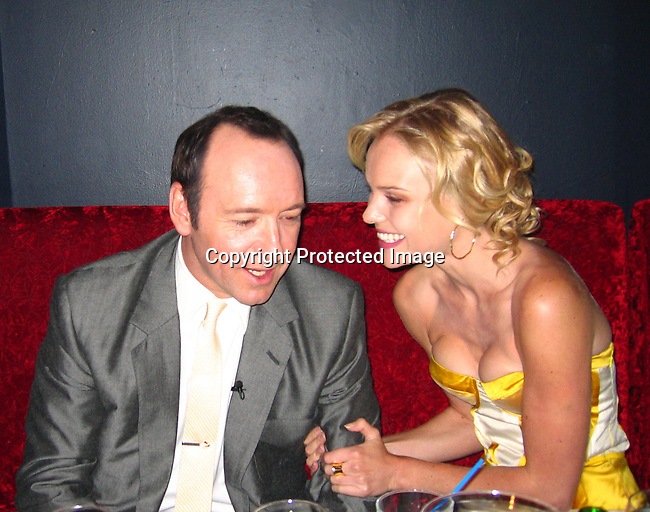 Kevin Spacey &amp; Kate Bosworth<br />2004 Toronto International Film Festival &ndash; &ldquo;Beyond the Sea&rdquo; Post Premiere Party<br />Reservoir Club<br />Toronto, Ontario Canada<br />Saturday, September, 11, 2004<br />Photo By Celebrityvibe.com/Photovibe.com, New York, USA, Phone 212 410 5354, email:sales@celebrityvibe.com