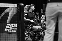 Rotterdam, The Netherlands, 12 Februari 2020, ABNAMRO World Tennis Tournament, Ahoy. Wheelchair:  Jef Vandorpe (BEL).<br /> Photo: www.tennisimages.com