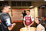 BRISBANE, AUSTRALIA - NOVEMBER 7:  during the Australian Indigenous Football Championships Opening Reception on November 7, 2018 in Brisbane, Australia. (Photo by Patrick Kearney)