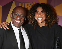 LOS ANGELES - JAN 7:  Al Roker, Tonya Owens at the HBO Post Golden Globe Party 2018 at Beverly Hilton Hotel on January 7, 2018 in Beverly Hills, CA