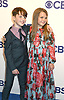 Iain Armitage and Reagan Revord from &quot;Young Sheldon &quot; attends the CBS Upfront 2018-2019 at The Plaza Hotel in New York, New York, USA on May 16, 2018.<br /> <br /> photo by Robin Platzer/Twin Images<br />  <br /> phone number 212-935-0770