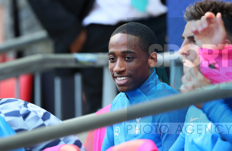 Tottenham's Kyle Walker-Peters looks on during the pre season match at Wembley Stadium, London. Picture date 5th August 2017. Picture credit should read: David Klein/Sportimage