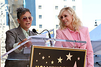LOS ANGELES - SEP 12:  Jill Soloway, Judith Light at the Judith Light Star Ceremony on the Hollywood Walk of Fame on September 12, 2019 in Los Angeles, CA