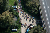 under the bridge<br /> <br /> Antwerp Port Epic 2018 (formerly &quot;Schaal Sels&quot;)<br /> One Day Race: Antwerp &gt; Antwerp (207km of which 32km are cobbles &amp; 30km is gravel/off-road!)