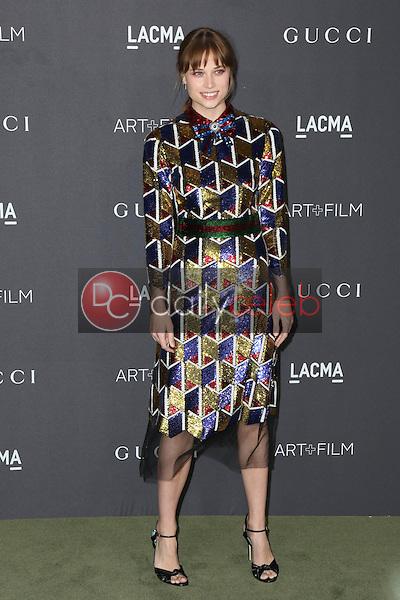 Makenzie Leigh<br /> at the 2016 LACMA Art +  Film Gala, LACMA, Los Angeles, CA 10-29-16<br /> David Edwards/DailyCeleb.com 818-249-4998