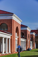 Saunders Hall at Darden School of Business. Photo/Andrew Shurtleff Photography, LLC