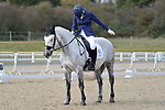 Class 3. Unaffiliated dressage. Brook Farm Training Centre. Essex. UK. 27/10/2018. ~ MANDATORY Credit Garry Bowden/Sportinpictures - NO UNAUTHORISED USE - 07837 394578