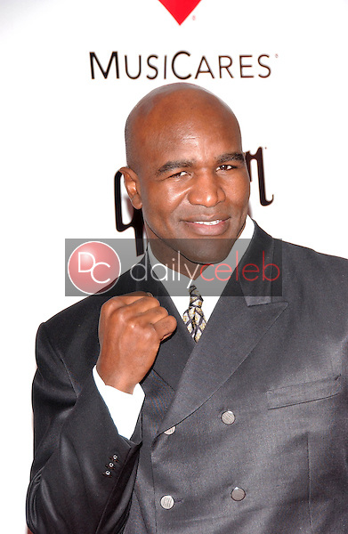 Evander Holyfield<br />