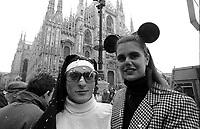 carnevale a Milano