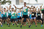 Warm-Up - Bloomberg Square Mile Relay Sydney 2017