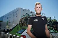 winner of stage 5 (cobbles to Wallers): Lars Boom (NLD/Belkin)<br /> <br /> 2014 Tour de France<br /> stage 12: Bourg-en-Bresse - Saint-Eti&egrave;nne (185km)