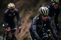 Esteban Chavez (COL/Michelton-Scott)<br /> <br /> 76th Paris-Nice 2018<br /> Stage 8: Nice > Nice (110km)