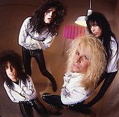 MOTLEY CRUE, 1989, DR. FEELGOOD, WILLIAM HAMES