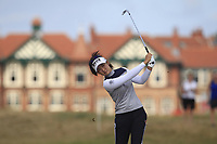Su-hyun Oh (AUS) on the 2nd fairway during Round 3 of the Ricoh Women's British Open at Royal Lytham &amp; St. Annes on Saturday 4th August 2018.<br /> Picture:  Thos Caffrey / Golffile<br /> <br /> All photo usage must carry mandatory copyright credit (&copy; Golffile | Thos Caffrey)