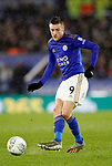 Jamie Vardy of Leicester City during the Carabao Cup match at the King Power Stadium, Leicester. Picture date: 8th January 2020. Picture credit should read: Darren Staples/Sportimage
