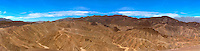 Death Valley, NP, California, Zabransky Point CGI Backgrounds, ,Beautiful Background