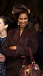 "Iman attends the Broadway Opening Night Performance of ""To Kill A Mockingbird"" on December 13, 2018 at The Shubert Theatre in New York City."
