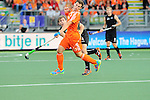 The Hague, Netherlands, June 10: Nick Haig #4 of New Zealand in action during the field hockey group match (Men - Group B) between New Zealand and The Netherlands on June 10, 2014 during the World Cup 2014 at Kyocera Stadium in The Hague, Netherlands. Final score 1-1 (0-1) (Photo by Dirk Markgraf / www.265-images.com) *** Local caption ***