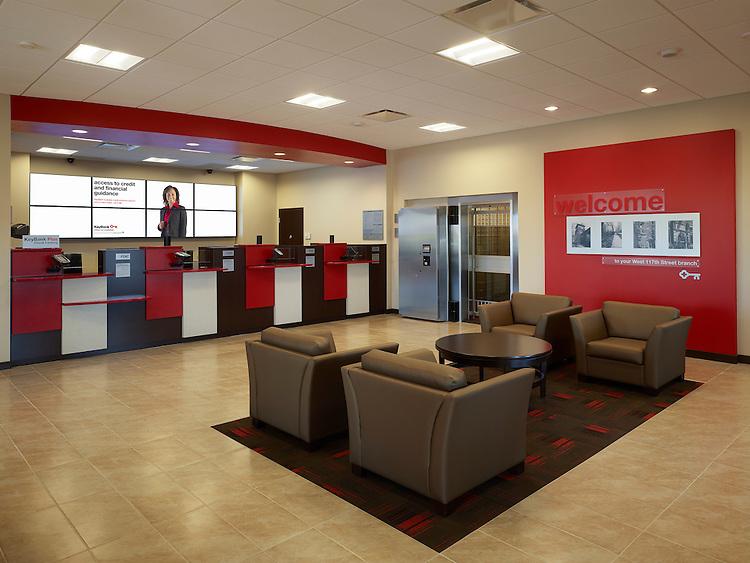 Key Bank W 117th St. Branch | Architects: Key Bank