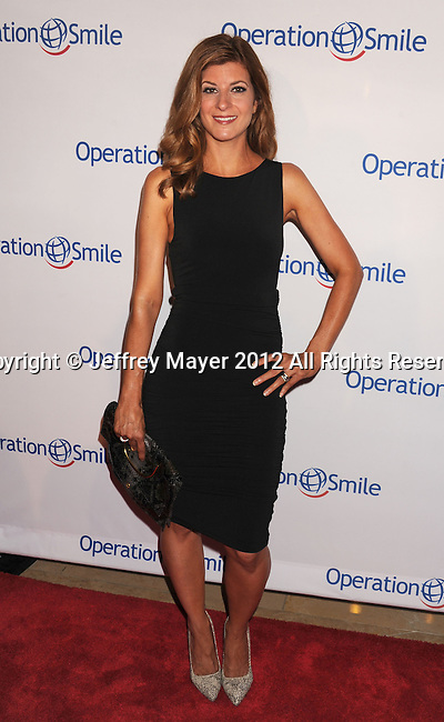 BEVERLY HILLS, CA - SEPTEMBER 28: Laura Putnum attends Operation Smile's 30th Anniversary Smile Gala - Arrivals at The Beverly Hilton Hotel on September 28, 2012 in Beverly Hills, California.