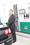 Eamonn Martin, National Fuel Card Manager from Top at the Official Opening of the new Applegreen Service Station on the M1 Southbound at Castlebellingham....Picture Jenny Matthews/Newsfile.ie