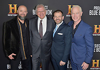 03 January 2019 - Los Angeles, California - Sean Jablonski, Robert Zemeckis, David O'Leary, Neal McDonough. &quot;Project Blue Book&quot; History Scripted Series Los Angeles Premiere held at Simon House.          <br /> CAP/ADM<br /> &copy;ADM/Capital Pictures