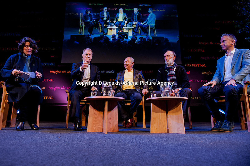 Thursday  29 May 2014, Hay on Wye, UK<br />