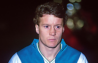 Danny Wilson, footballer, N Ireland & Luton Town, 19880305DW1.<br />