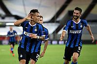 20200817 Calcio Inter Shakhtar Europa League