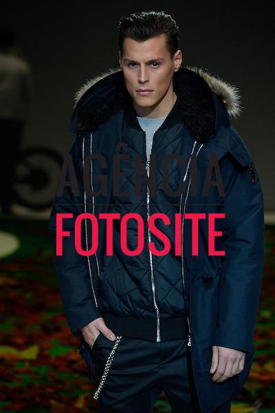 Berlim, Alemanha &ndash; 01/2014 - Desfile de Michalsky durante a Semana de moda de Berlim - Inverno 2014. <br /> Foto: FOTOSITE