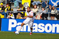 27 MARCH 2010:  Dwayne De Rosario of Toronto FC (14) during the Toronto FC at Columbus Crew MLS game in Columbus, Ohio on March 27, 2010. Crew defeated Toronto FC 2-0.
