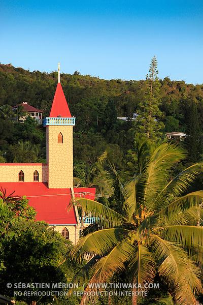 Chapelle Sainte-Thérèse du Vallon-Dore, Mont-Dore, Nouvelle-Calédonie