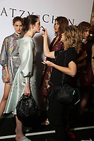 SHIATZY CHEN<br /> backstage at Spring/Summer 2018 Ready-to-Wear Fashion Show at Paris Fashion Week in Paris, France in October 2017.<br /> CAP/GOL<br /> &copy;GOL/Capital Pictures