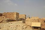 Israel, Negev, Tel Beer Sheba, UNESCO World Heritage Site