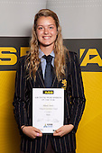 Tennis Girls winner Mikaela Davies from Takapuna Grammar School.  ASB College Sport Young Sportsperson of the Year Awards held at Eden Park, Auckland, on November 11th 2010.