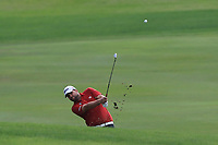 Jack Senior (ENG) on the 8th during Round 1 of the Challenge Tour Grand Final 2019 at Club de Golf Alcanada, Port d'Alcúdia, Mallorca, Spain on Thursday 7th November 2019.<br /> Picture:  Thos Caffrey / Golffile<br /> <br /> All photo usage must carry mandatory copyright credit (© Golffile | Thos Caffrey)