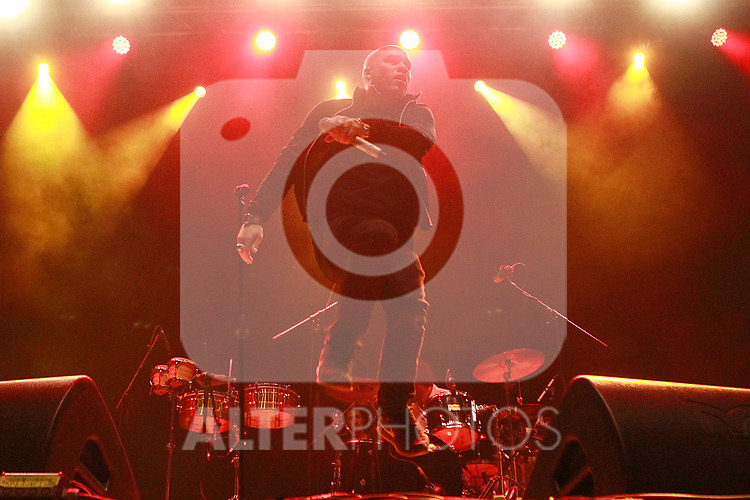 Palencia Sonora Festival. Rinocerose. June 10, 2017. (ALTERPHOTOS/Acero)