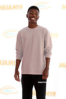 LOS ANGELES - JUL 27:  Niles Fitch at the 3rd Annual MBJAM19 at the Dave & Busters on July 27, 2019 in Los Angeles, CA