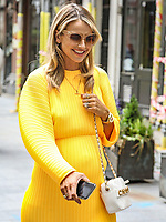 Vogue Williams seen at the Global Radio Studios in Leicester Square, London on Friday June 19th 2020<br /> <br /> Photo BDC/People Press